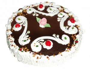 Tarta Crema Chocolate